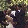 Megjelentek Anna és Stephen esküvői képei
