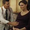 Megjelent az első kép Booth és Brennan babájáról