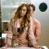Lindsay Lohan vetkőzik új filmjében — videó