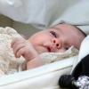 Megkeresztelték Charlotte hercegnőt – fotók!