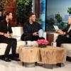 Meglepő titkokról vallott Ellen DeGeneresnek Jared Leto és Drake