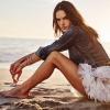 Megmutatta bájos kislányát Alessandra Ambrosio