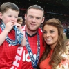 Megszületett Wayne és Coleen Rooney második kisfia — fotó