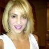 Shakira megvált hosszú tincseitől