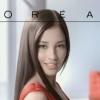 Meisa Kuroki a L'Oréal Paris arca lett