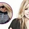 Mellbimbót villantott Avril Lavigne