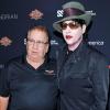 Mély érzések rejtőznek a zord külső mögött! Elhunyt édesapjára emlékezett Marilyn Manson