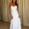 Menyasszonyként is észbontóan gyönyörű Kulcsár Edina