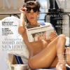 Meztelenül pózol a Maxim magazin címlapján Alessandra Ambrosio