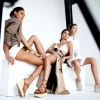 Meztelenül reklámozzák Stuart Weitzman cipőit napjaink legszebb modelljei