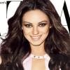 Mila Kunis a Harper's Bazaar címlapján