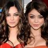 Mila Kunis és Sarah Hyland: mint az ikrek