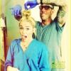 Miley Cyrus brutálisan rövidre vágatta a haját