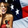 Miley Cyrus dala lesz az amerikaiak himnusza?
