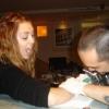 Miley Cyrus jelentőségteljes tetoválása