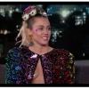 Miley Cyrus már a tévében is pucérkodik