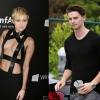 Miley Cyrusnak nem megy a Schwarzenegger