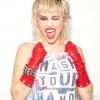 Miley Cyrus virágcsokrot, kézzel írott üzenetet küldött Hannah Montanás színésztársainak