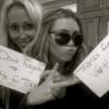 Miley édesanyjával kampányol