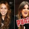 Miley megszívatta Khloe Kardashiant