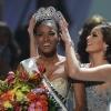Miss Angola nyerte el a Miss Universe címet