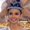 Filippínó lány fejére került a Miss World-korona