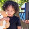 Modellkarrierbe kezdett Tyga kétéves kisfia