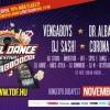 Mozival újít a Total Dance Festival