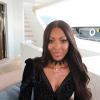 Naomi Campbell 5 perces sminkje