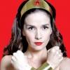 Natalia Oreiro szuperhősnek öltözött