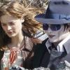 Nem lehet ráismerni Johnny Deppre