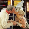 Lady Gaga New York polgármesterével csókolózott