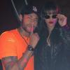 Neymar és Rihanna együtt bulizott