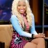 Nicki Minaj félmeztelen képe az Instagramon landolt