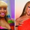 Nicki Minaj megfenyegette Mariah Carey-t