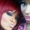 Nicki Minaj Rihannával repül