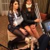 Nikki Reedet és Nina Dobrevet baleset érte