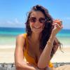 Nina Dobrev Mexikóban nyaralgat új barátjával