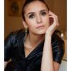 Nina Dobrev új jelmezét elsőre csak a divatguruk érthetik