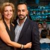 Novodomszky Éva és szicíliai férje, Salvo Sgroi 13 év után is szerelmesek egymásba!