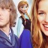 Ők alakítják Annát és Kristoffot a Once Upon a Time-ban