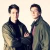 Oliver és James Phelps rákos embereken segített
