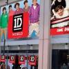 One Direction-üzlet nyílik Angliában