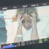 Ordít és sír: így forgatja új videoklipjét Demi Lovato