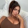 Óriási babapocakot villantott Emily Ratajkowski