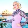 Őrület! Az elefántnak öltözött Katy Perryt egyszerűen látnod KELL!