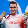 Őrületes magyar siker! Michael Phelps üzent Milák Kristófnak