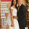 Oscar de la Renta tervezte Amal Alamuddin esküvői ruháját