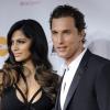 Összeházasodott Matthew McConaughey és Camila Alves