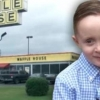 Ötéves kisfiú sietett a hajléktalan férfi segítségére